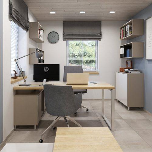 Interiéry - Pracovna - Mooden design