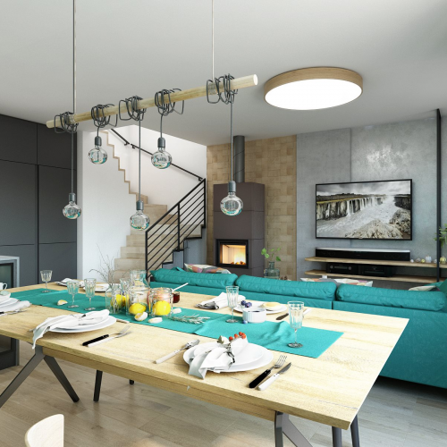 Interiéry - Rezidence Vrtilka - Mooden design