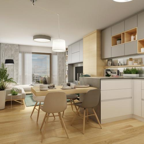 Interiéry - Rezidence Cibulka - Mooden design