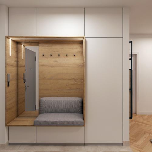 Interiéry - Rezidence Modřanka - Mooden design