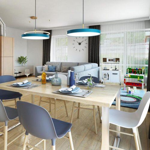 Interiéry - Rodinný dům - Mooden design