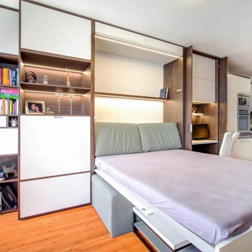 Interiéry -  Byt 2+kk - Mooden design