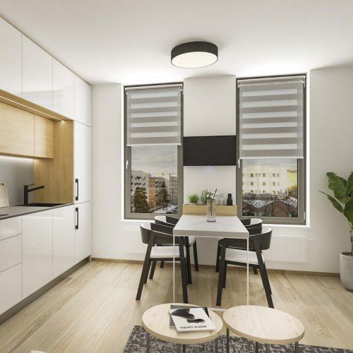 Interiéry - Byty Plazza - Mooden design