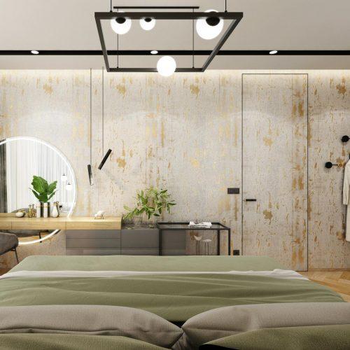 Interiéry - Ložnice - Mooden design