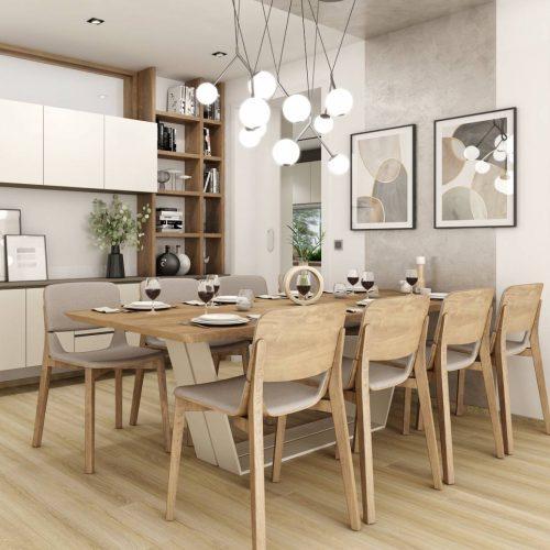 Interiéry - Kuchyň bez kompromisů - Mooden design
