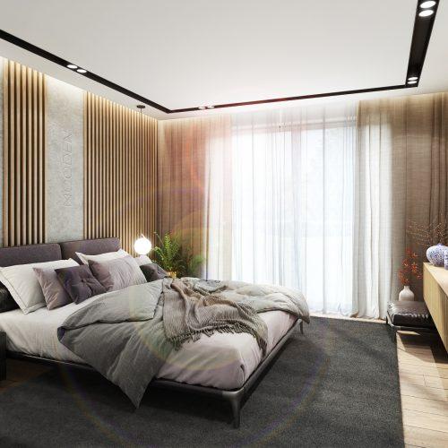 Interiéry - Vila Zátiší Lysolaje - Mooden design