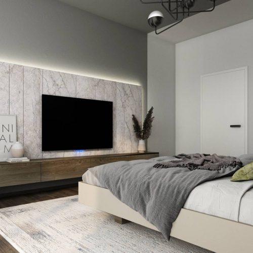Interiéry - Luxusní RD - Mooden design