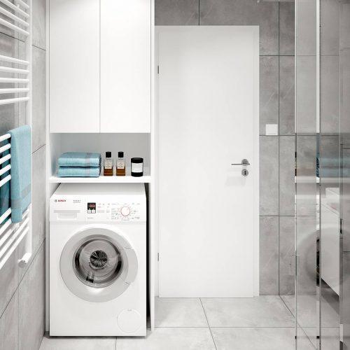 Interiéry - Byt 20 m² - Mooden design