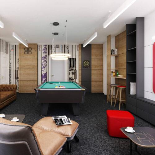 Kanceláře a recepce - Mooden design